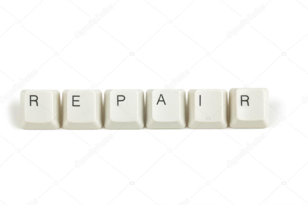 repair keyboard key