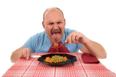 Disgusting vegetables