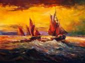 Oceán a loď