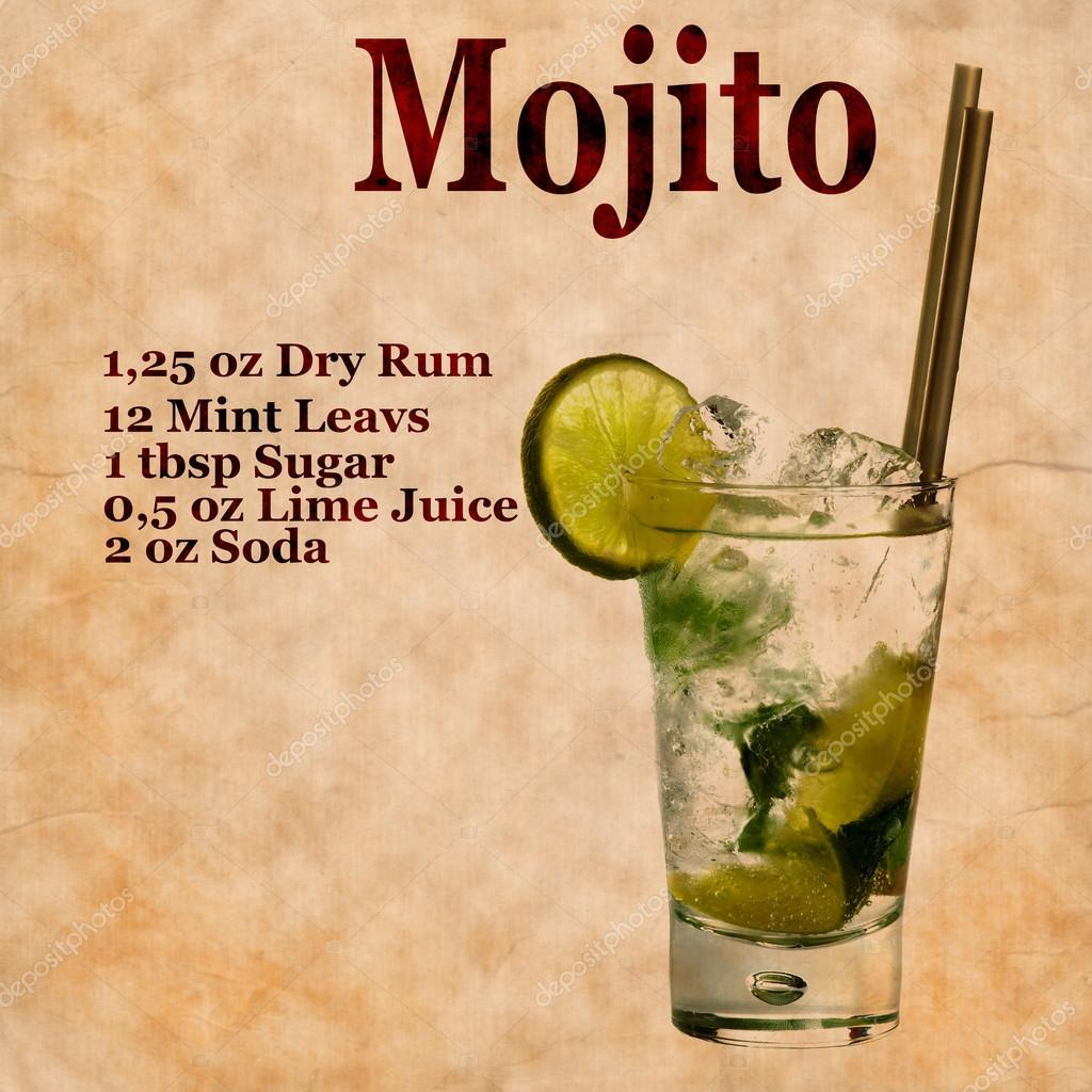 мохито рецепт с фото