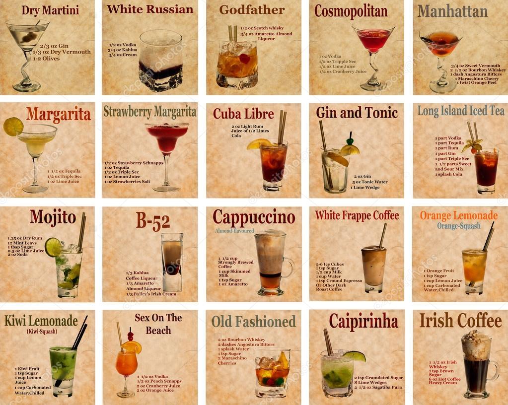 Deutschland Cocktail Rezept