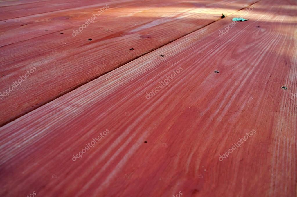 Wooden picnic table top background — Stock Photo © sorsillo ...