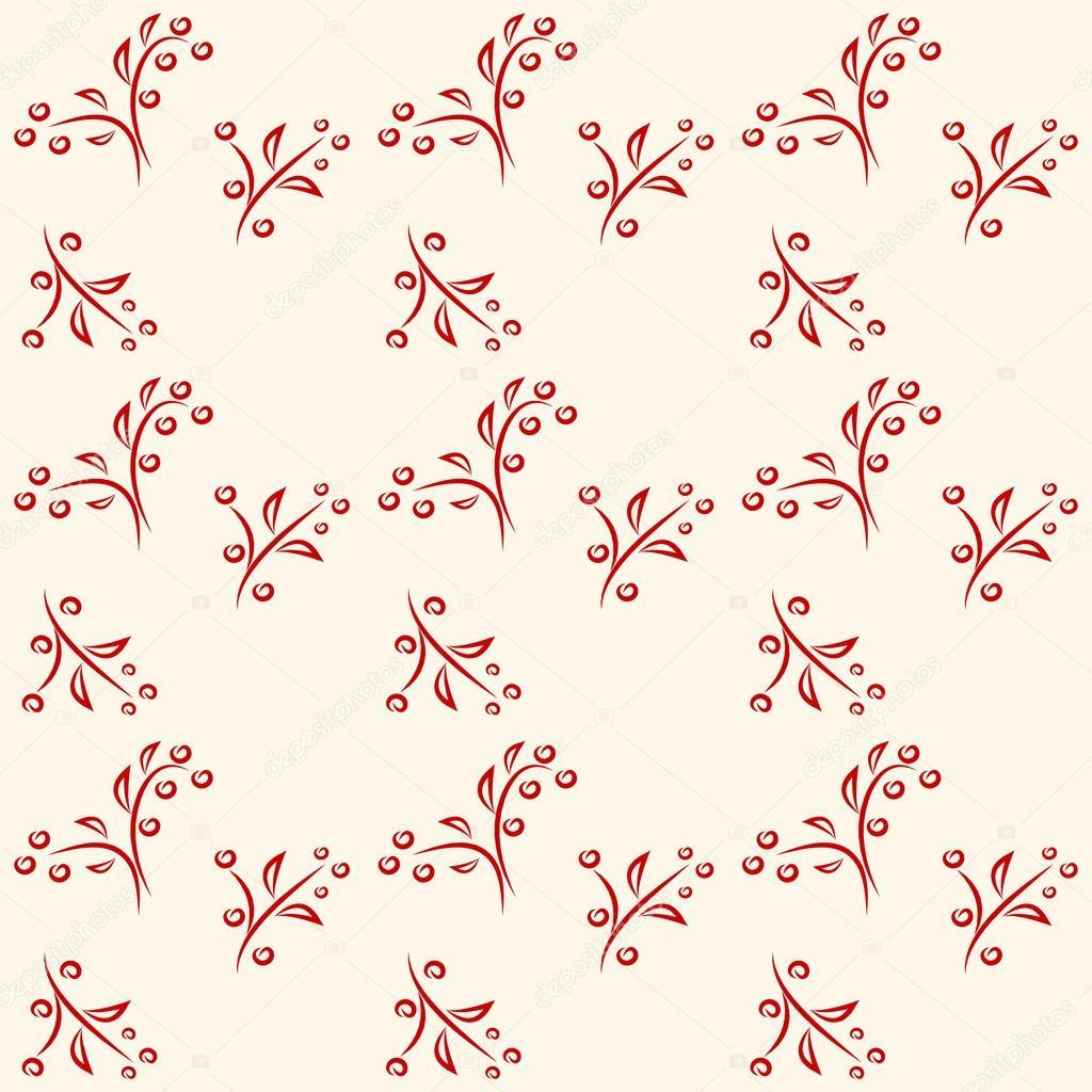 simple floral pattern � stock vector 169 tatik22 52222283