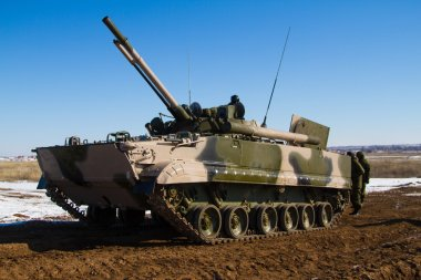 Bmp 3 armored vehicle