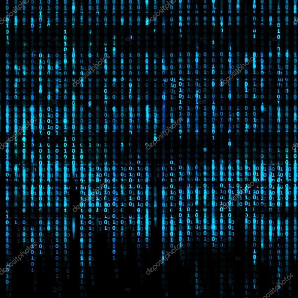 Resumen De Matrix Azul - Fondo De
