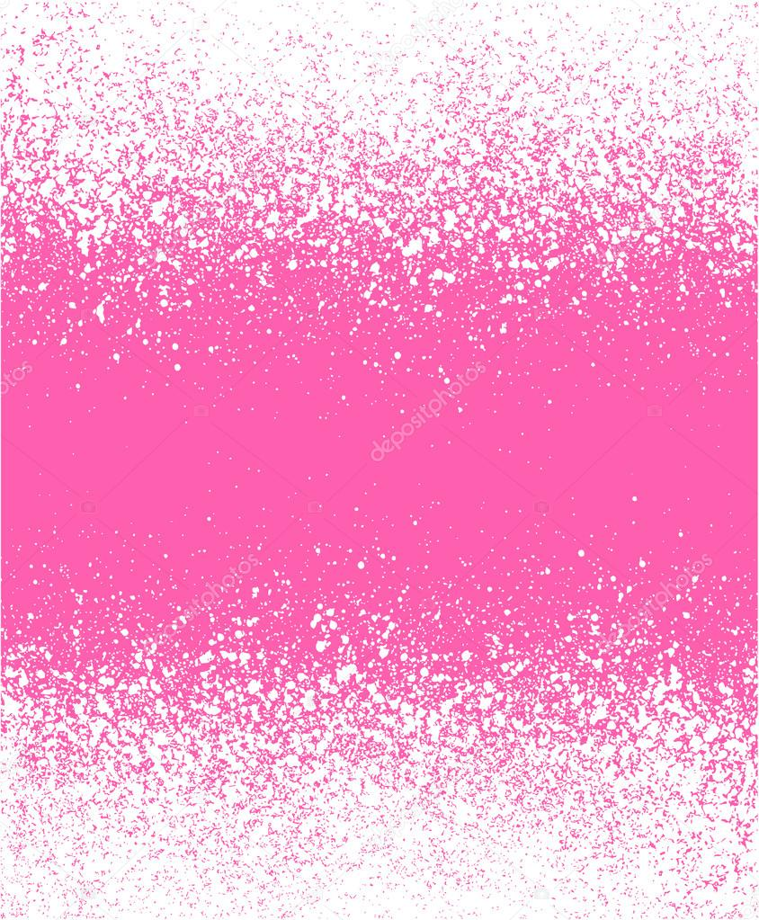 Illustrazione Graffiti Rosa Sfondo Sfumato Di Inverno Effetto