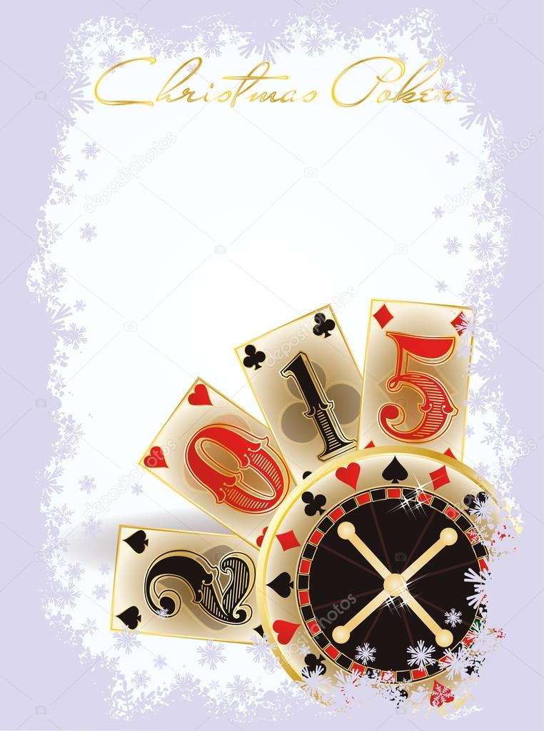 Happy new year 2015 casino greeting card vector stock vector happy new year 2015 casino greeting card vector stock vector m4hsunfo