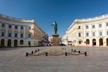 Statue Richelieu, Odessa,