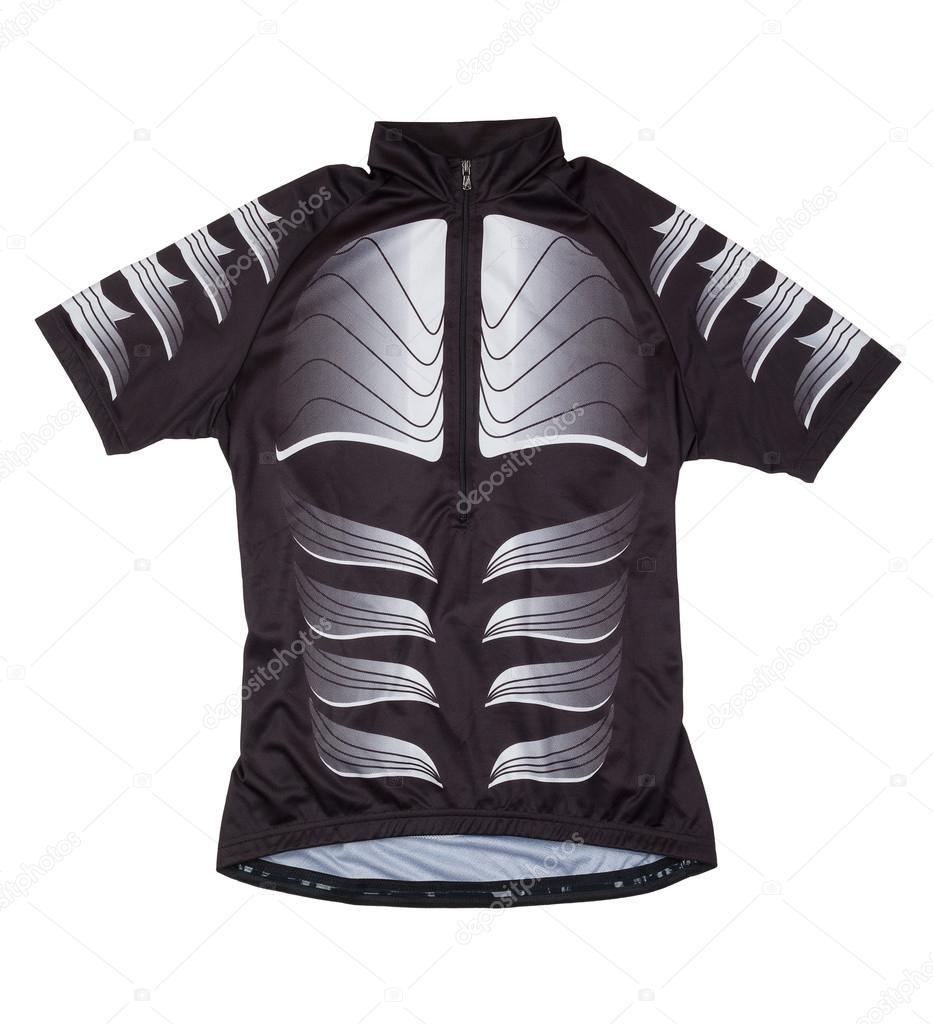 newest 9b7ba 49afb Cycling vest, isolated — Stock Photo © bergamont #118939672