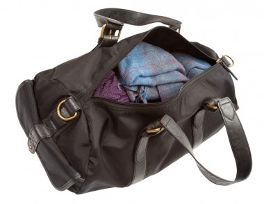 bag packed