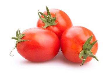 Ripe plum tomatoes