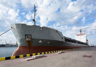 Bulk carrier port