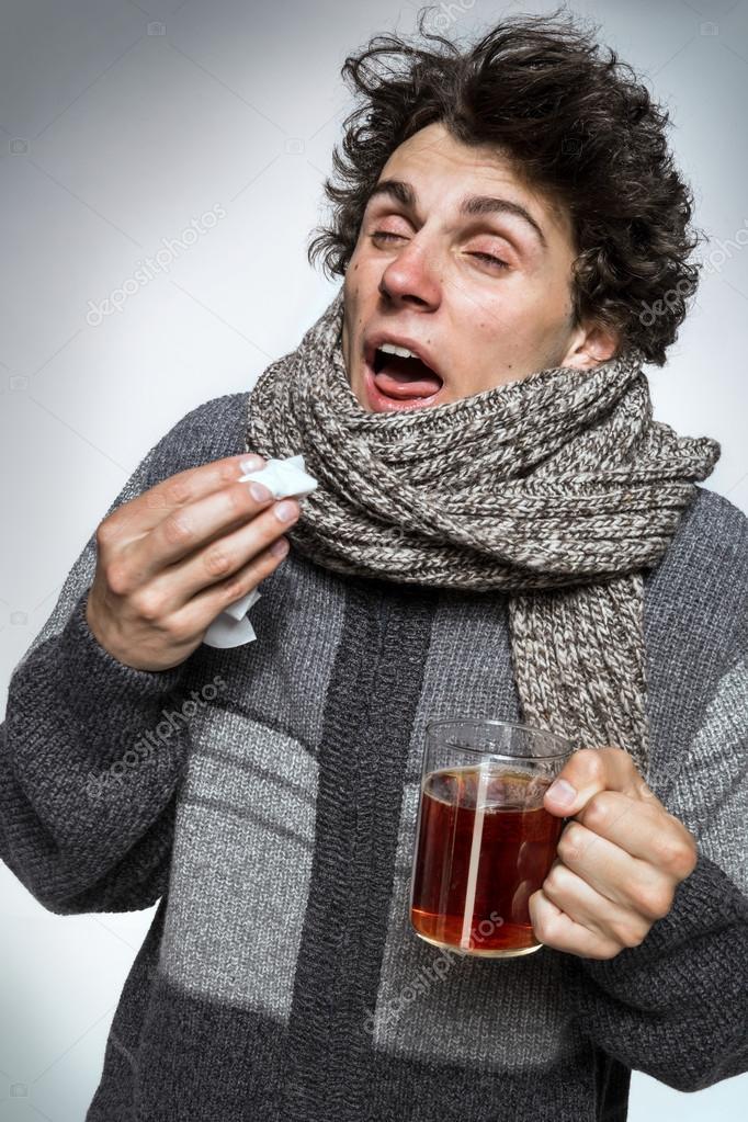 chřipka bolest hlavy