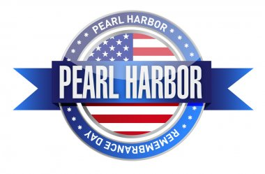 pearl harbor remembrance day seal stamp