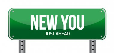 new you sign illustration design