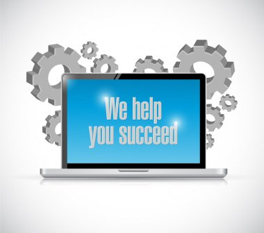 we help you succeed computer business