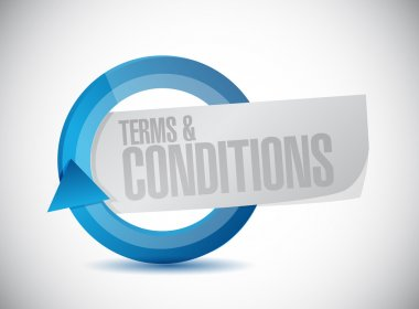 terms and conditions cycle illustration