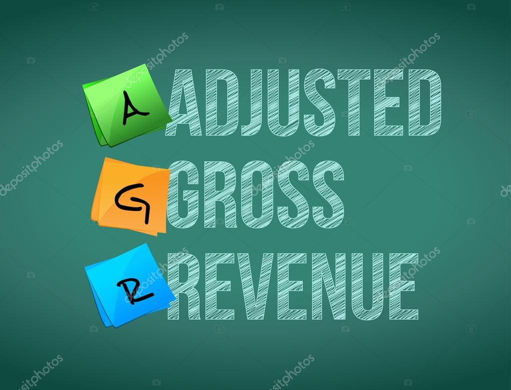 Image result for adjusted gross revenue