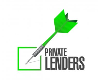 private lenders approval check dart sign