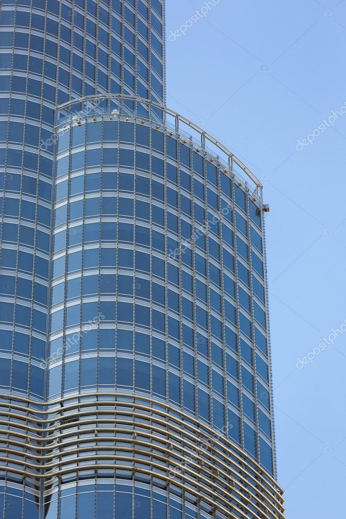 detalles de burj khalifa el edificio ms alto del mundo ubicado en dubai emiratos rabes unidos u foto de piccaya