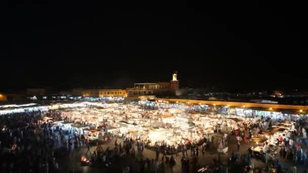 náměstí Jemaa el-fnaa, náměstí a tržní místo v Marrákeši