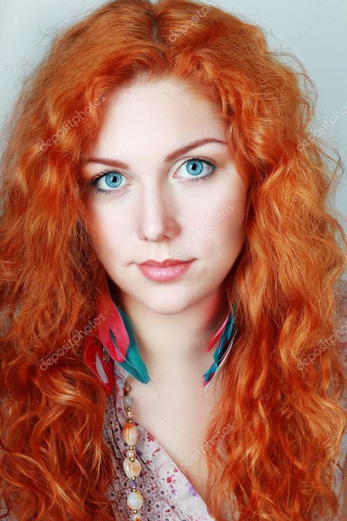 Tinder fecha cabello rojo