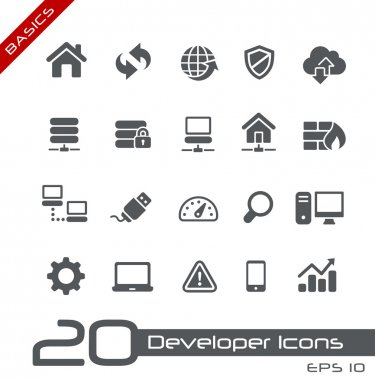 Developer Icons -- Basics