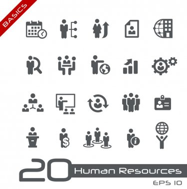Human Resources and Business Management -- Basics