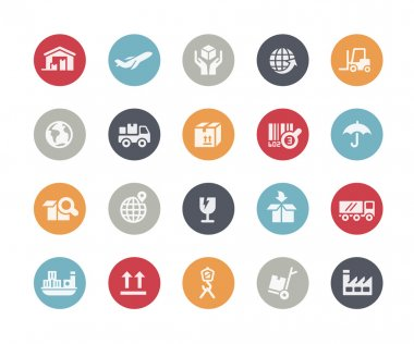 Industry and Logistics Icons -- Classics Series
