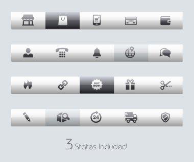 e-Shop -- Toolbars
