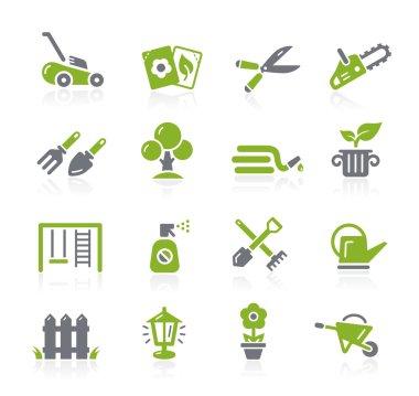 Gardening Icons -- Natura Series