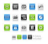 Webové a mobilní ikony 4 – čistá série