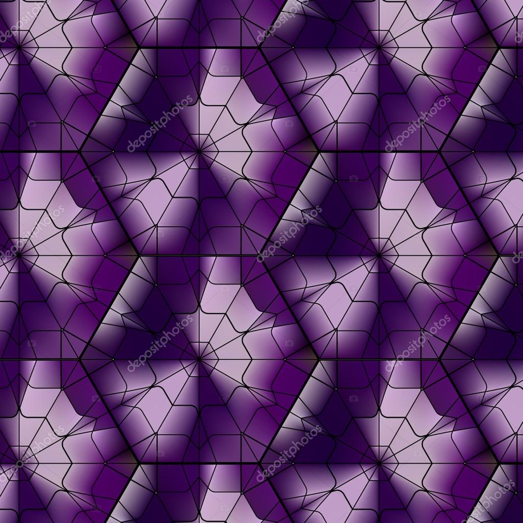 Seamless gemstone pattern