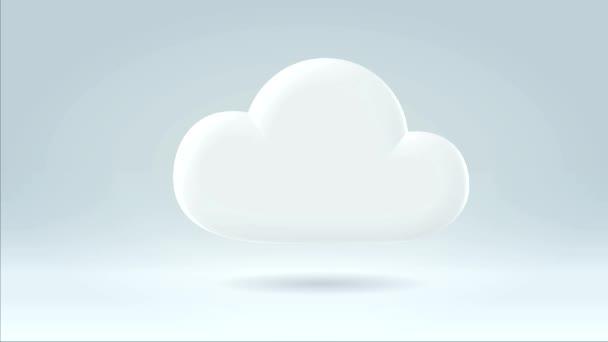 fehér mesterséges felhő