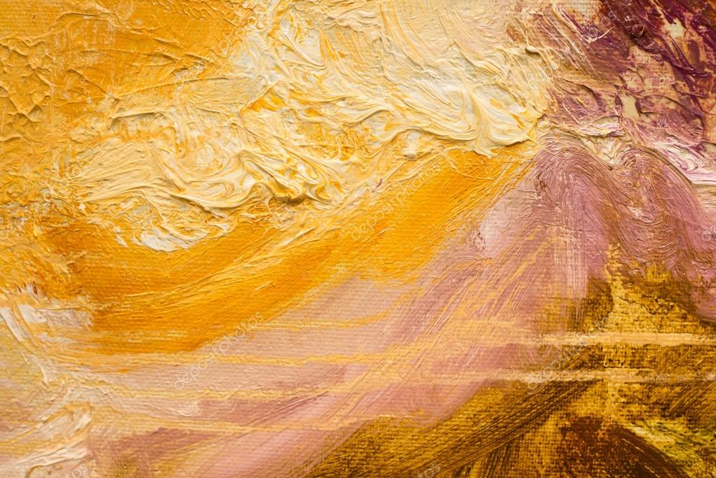 Oil Painting Images Download: Abstract Background. Oil Painting