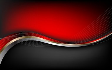 Stylish abstract red background. Vector. Clip-art clip art vector