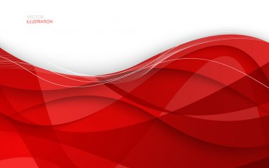 Abstract red background. Vector Illustration. Clip-art clip art vector