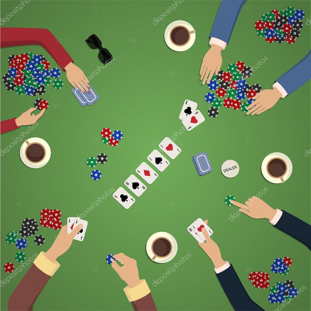 Home game, gambling, friendly tournament, three of a kind, straight, poker game