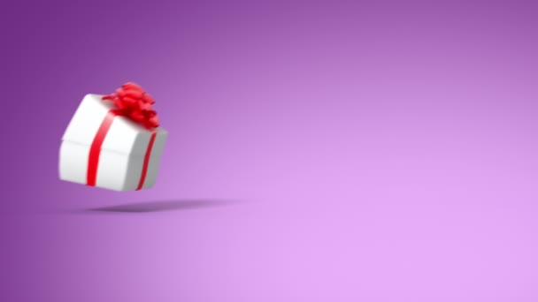 Jumping Gift with the Money