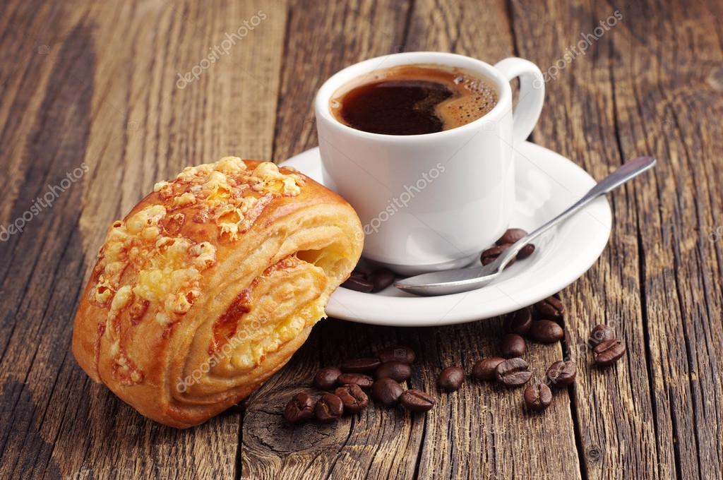 Till kaffe och bulle