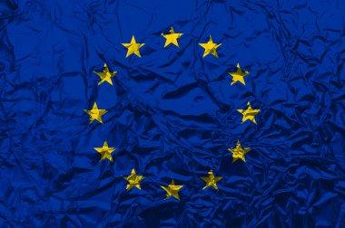 European flag illustraton