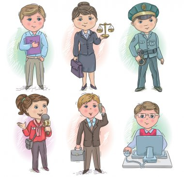Profession kids 5