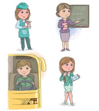 Profession kids 6