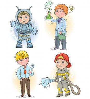 Profession kids 3
