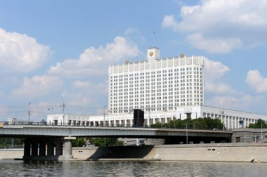 The house of Russian Federation Government or White house.