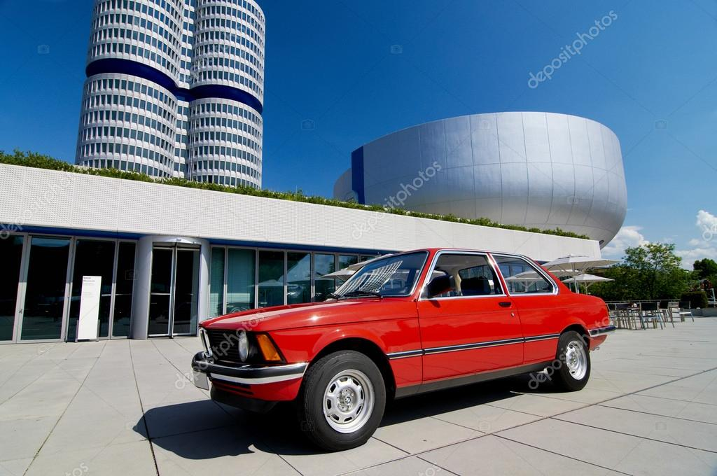 Old Red Bmw Old Red Bmw Series 3 Coupe Standing Next To Bmw Museum In Munich Germany Stock Editorial Photo C Shiningblack 57863427