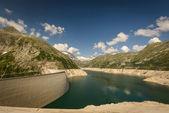 Kaprun přehrada