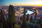 Fotografia La città di Verona