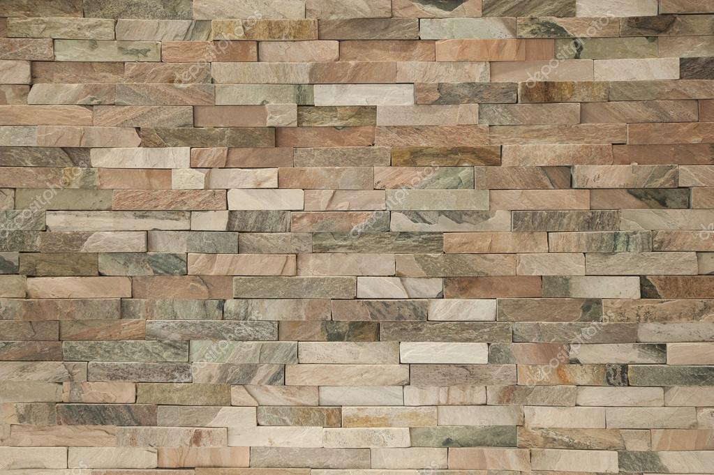 Genoeg Nep stenen muur achtergrond baksteen — Stockfoto © paulvinten @UV86