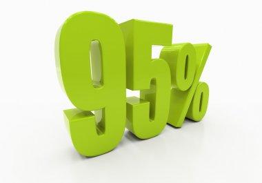 3D percent